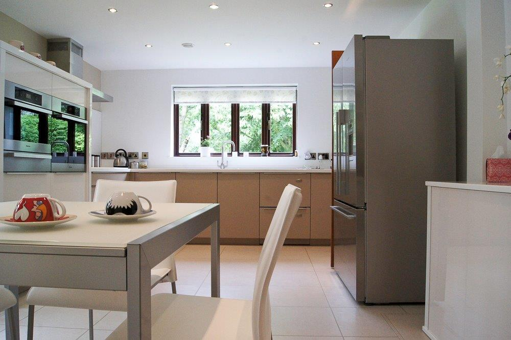 beautiful london rational kitchen