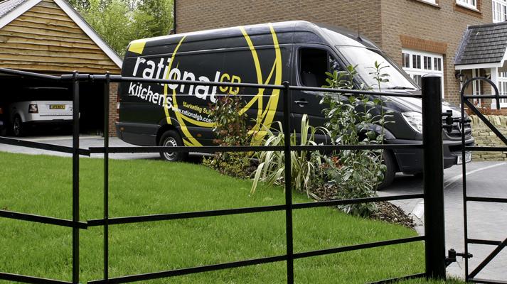 rational kitchens mobile designer vehicle