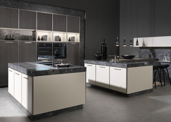 brochure page kitchen ranges